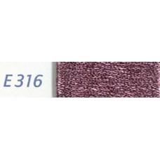 DMC muline metalik E316