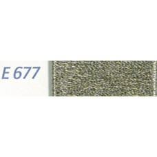DMC muline metalik E677