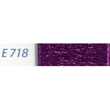 DMC muline metalik E718