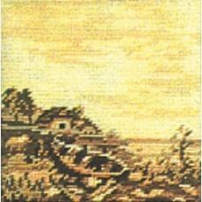 GOBLEN MO 1515-016 ČAMAC NA OBALI (15x15cm)
