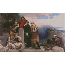 NG013 Hercegovačko roblje 1:1 (69x42cm)