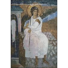 NG037 Beli anđeo 1:1 (35x50,5cm)