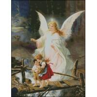 NG044 Anđeo čuvar 1  1:1 (35x45cm)