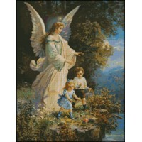 NG046 Anđeo čuvar 3 1:1  (30x39cm)