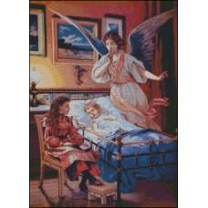 NG053 Anđeo 6 1:1  (46x23cm)