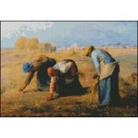 NG060 Pabirčenje (slikar Millet) 1:1 (32x28)