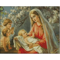 NG066 Hristovo rođenje 1:1 (46x36cm)