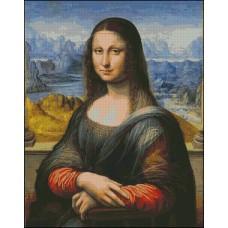 NG073 Mona Liza 1:1 (35x44cm)