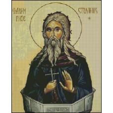NG087 Sv.Alimpije Stolpnik 1:1 (24x30)