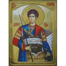 NG088 Sv.Dimitrije 1:1 (23x31,5cm)