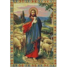 NG094 Isus pastir 1:1 (30x43,5)