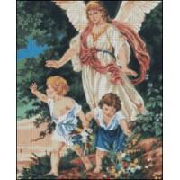 NG259 Anđeo čuvar 7  1:1 (28x34cm)