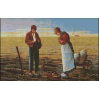 NG271 Molitva (Miliet) 1:1 (37x24cm)
