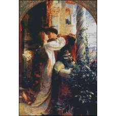 NG274 Romeo i Julija 1:1 (30x45cm)