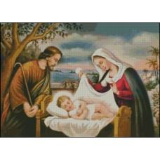 NG290 Hristovo rođenje 1:1 (34x25)
