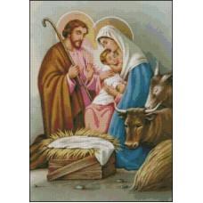 NG291 Božja porodica 1:1 (30x42cm)