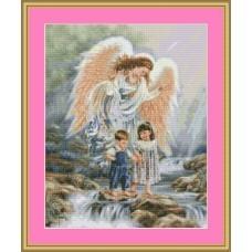 NG440 Anđeo čuvar 9  1:1 (25x32cm)