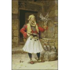 NG445 Sokolar (Paja Jovanović) 1:1 (30x45cm)