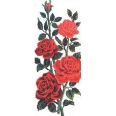 GOBLEN PAR303 CRVENE RUŽE (21x50cm)
