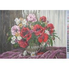 U024 Poljsko cvijeće (72x53cm)