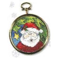KO 6261 Medaljon - Deda Mraz (7,5)